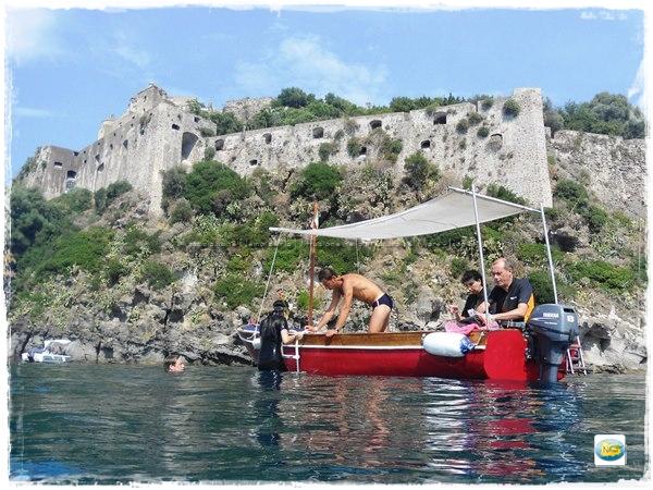 barca castello aragonese