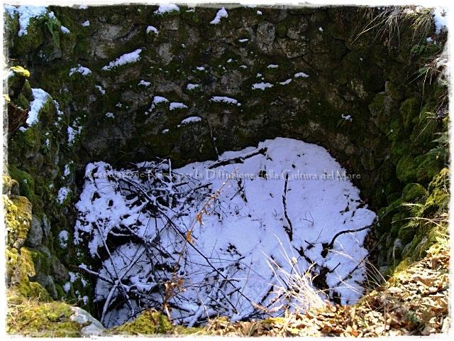fossa della neve